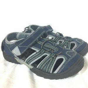 Sonoma Boys Sandals Size 1 Med Blue